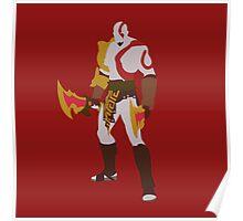 Kratos Poster