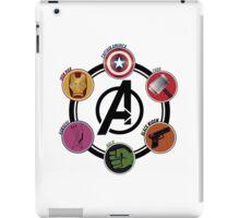 Avengers Logo iPad Case/Skin