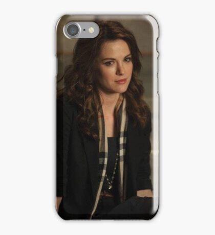 Danneel Harris-Ackles iPhone Case/Skin