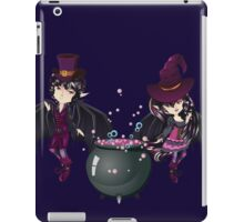 Witch and Vampire iPad Case/Skin