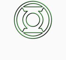 Embossed Green Lantern Symbol T-Shirt