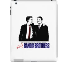Miliband of Brothers iPad Case/Skin