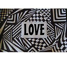Love Photographic Print