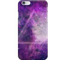 Triangle Galaxy iPhone Case/Skin