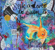 Seek a Love to Swim In by Lacy Martin
