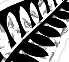 Ferns of a Nation Sticker