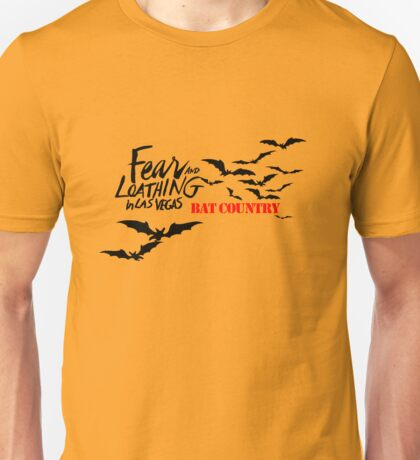 FEAR AND LOATHING IN LAS VEGAS TSHIRT Unisex T-Shirt