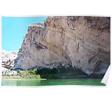 Green River Colorado Rafting Put-In Poster