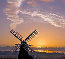 Smoking Windmill! by BizziLizzy