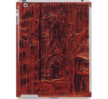 CATHEDRAL OF NOTRE DAME iPad Case/Skin