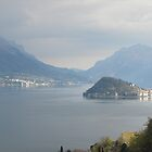 Lake Como II, Italy by mozart
