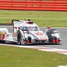 2015 WEC  Audi R18 No 7 (1) by Willie Jackson
