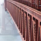 Golden Gate Bridge by Sturmlechner