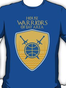 Golden State Warriors - Game of Thrones Edition T-Shirt