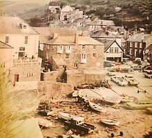 Port Issac by Lissywitch