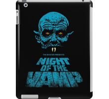 Night of the Vamp iPad Case/Skin