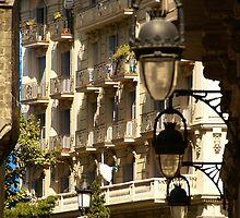 Barcelona Gotic by Sturmlechner