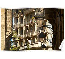 Barcelona Gotic Poster