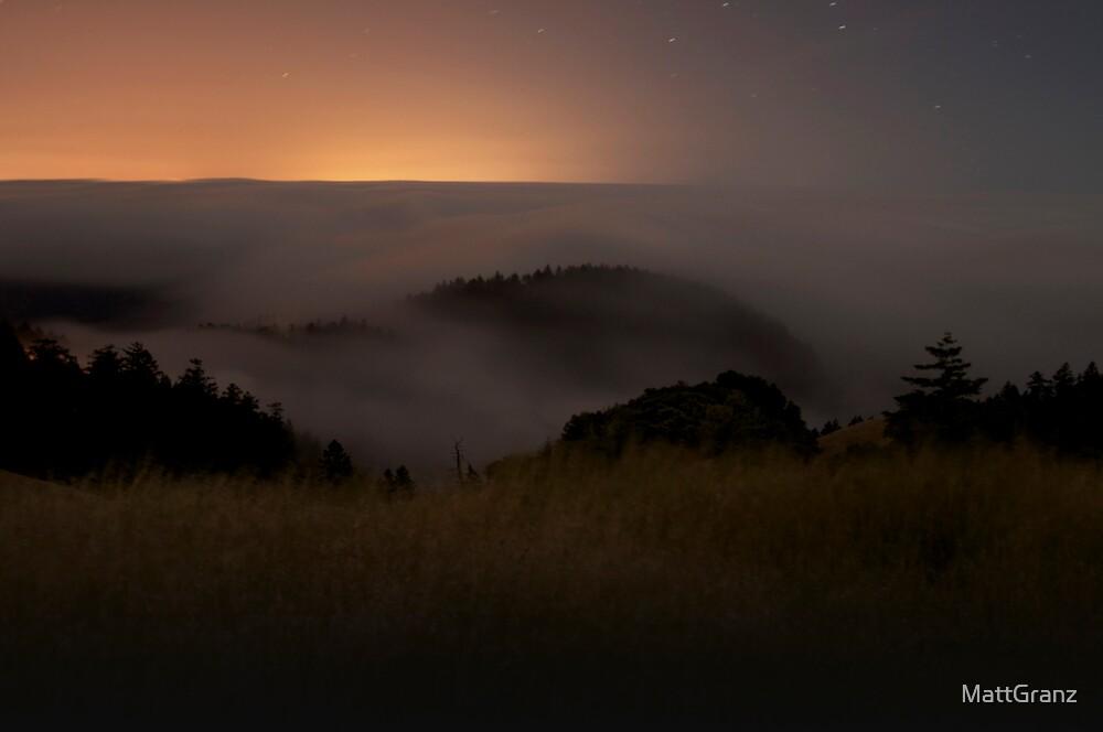 Pacific Fog  by MattGranz