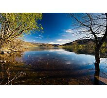 Deer Creek Reservoir in Utah Photographic Print