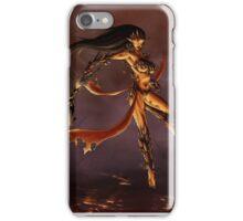 Demonic Fury Janna iPhone Case/Skin