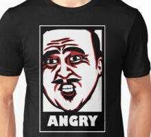 AngryAussie T-Shirt (for dark shirts) T-Shirt