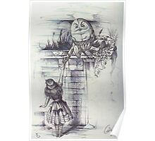 If Humpty Dumpty was an egg. Poster