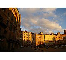 Siena Campo Photographic Print