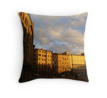 Siena Campo Throw Pillow