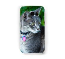 Bethesda cat Samsung Galaxy Case/Skin