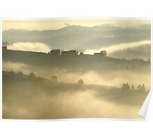 Austrian Morning Poster