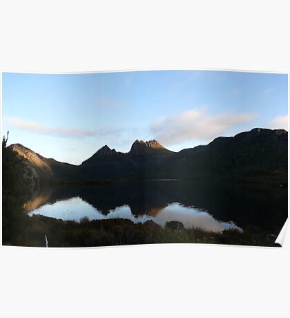 Cradle Mountain Poster
