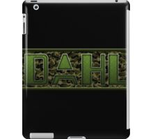 Borderlands - Dahl - Woodland Camo iPad Case/Skin