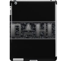 Borderlands - Dahl - Urban Camo iPad Case/Skin