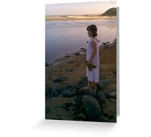 Saltwater Dreaming Greeting Card