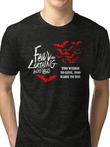 FEAR AND LOATHING IN LAS VEGAS T SHIRT Tri-blend T-Shirt