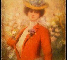 Lady Of Elegance ..original-Sherri Nicholas by Sherri     Nicholas