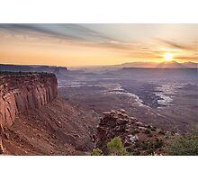Canyonlands Sunrise Photographic Print