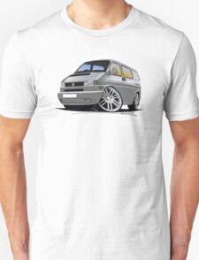 VW T4 Kombi (Custom Grey) T-Shirt