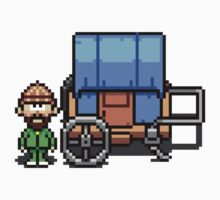 Item Guy - Mother 3 Kids Clothes
