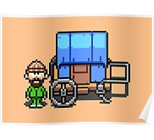 Item Guy - Mother 3 Poster