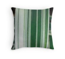 Mother Natures Lines Throw Pillow