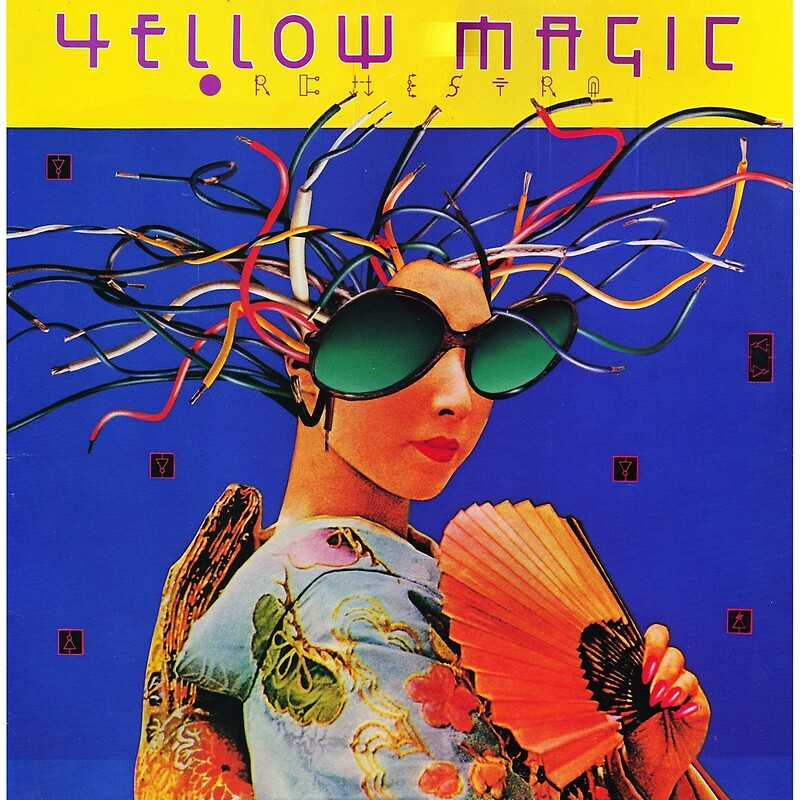 "Yellow Magic Orchestra - Debut"" Posters by csheroe 