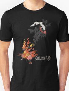 Judas' Darkrai & Magmortar Unisex T-Shirt