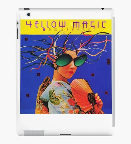 Yellow Magic Orchestra - Debut iPad Case/Skin