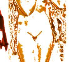 Body Language 9 Sticker