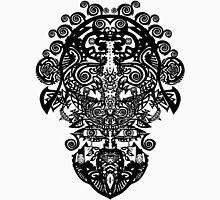 BLACKLINE DESIGN by Ethereal - C.Graham copyright 2009. Unisex T-Shirt