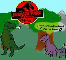 Jurassic Park The Musical by MagpieMildred