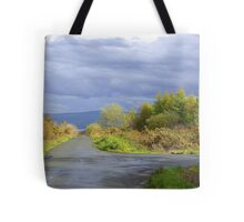 Rain Clouds And Gorse.................................Ireland Tote Bag
