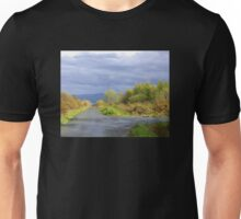 Rain Clouds And Gorse.................................Ireland Unisex T-Shirt